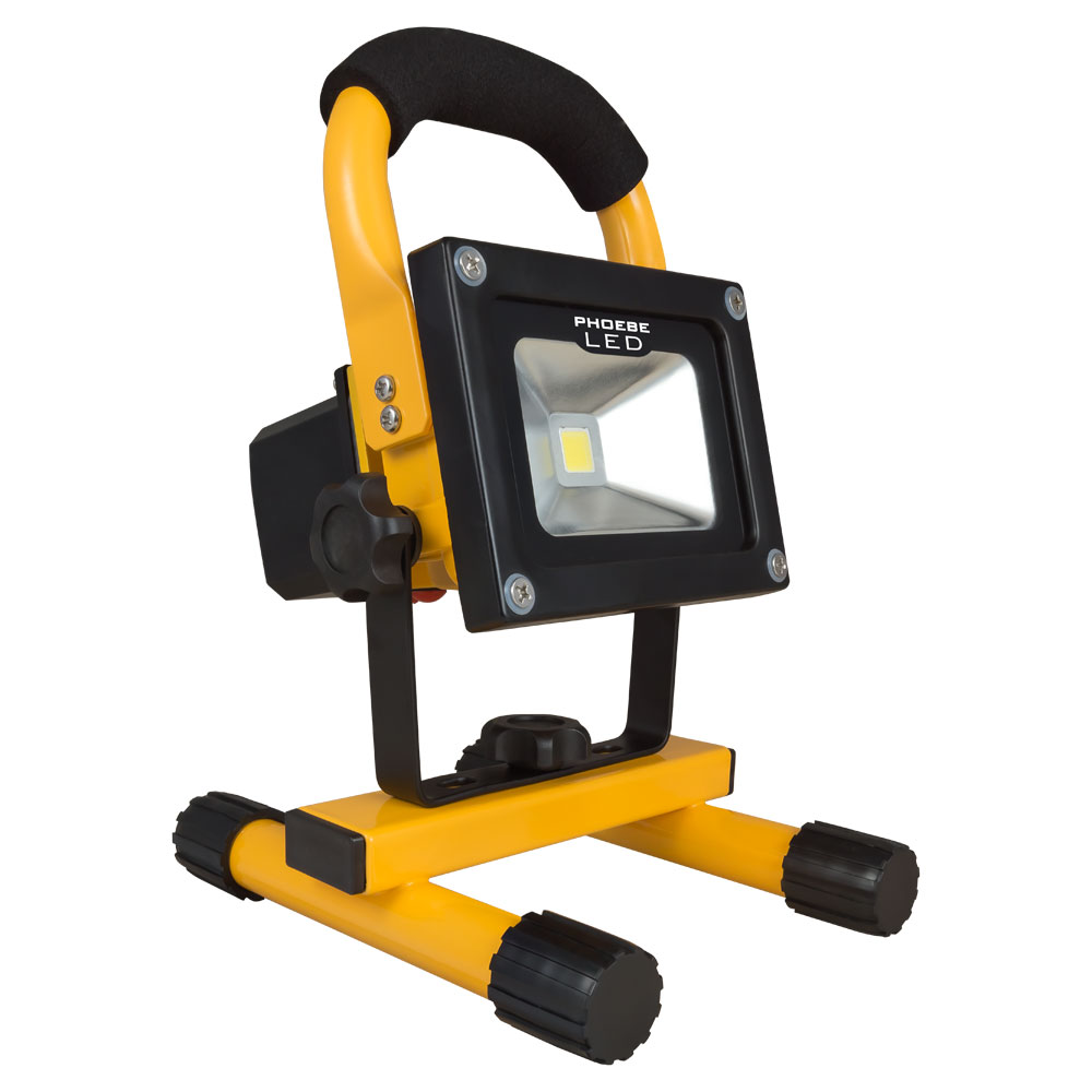 Phoebe LED Portable Worklight (IP65) 10W 6000K