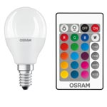 Osram LED Lamps with Remote Control