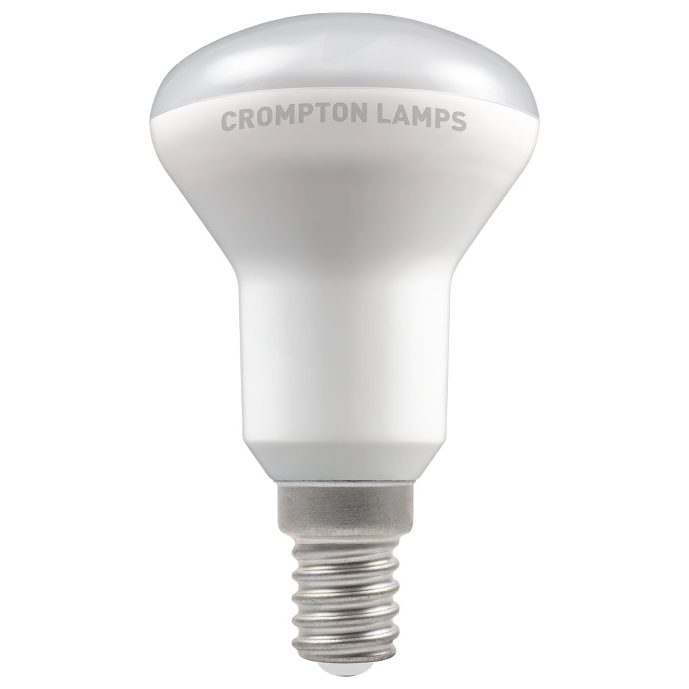 TRAFFIC SIGNAL R50 40W SES E14 REFLECTOR LAMPS X 2 CROMPTON