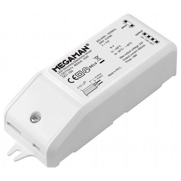 500mA Constant Current LED Drivers Non-Dimming