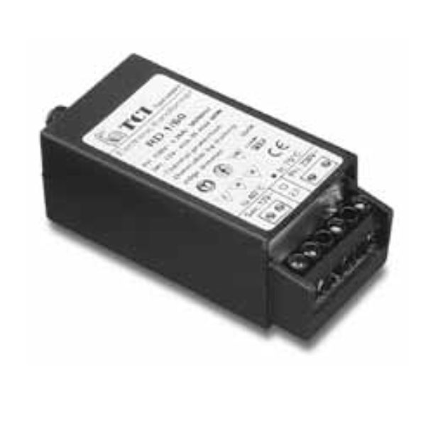 TCI 105/220-240V 50-105W resin bonded electronic transformer