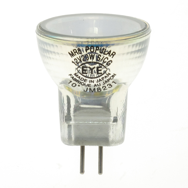 Low Voltage Halogen MR8