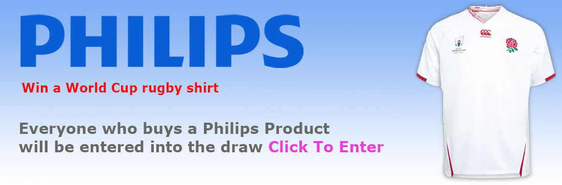 Philips World Cup Promotion