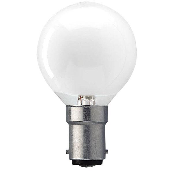 Cromoton 45mm Round 25 Watt Bulb Screw Cap plus
