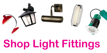 Shop for light fittings